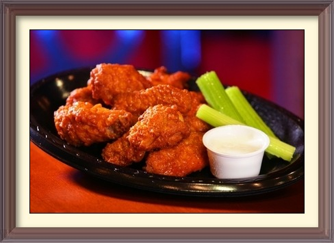 Rick's Pub and Grill Restaurant Wings