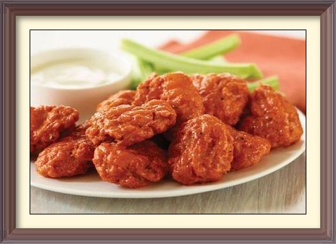 Rick's Pub and Grill Restaurant Buffalo Wings